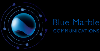 Blue Marble Communications Logo